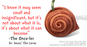 The Once-ler the lorax